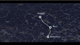 Video screenshot via Hyperloop Transportation Technologies