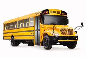 IC Bus will offer a propane version of its CE Series school bus in time for the 2015-16 school year.