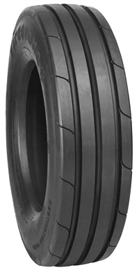 Bridgestone says its Firestone Destination Farm radial implement tires with AD2 technology are engineered to carry a given load at lower inflation pressures than conventional bias or radial implement tires.