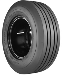The Harvest King Field Pro Highway Service FI tire is DOT-rated for highway use. TBC says it has superior load capacity over comparable I-1 tires at field speeds.