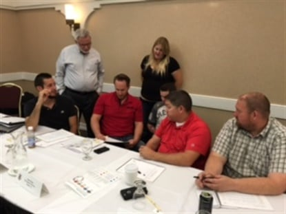 The Tire Pros franchise is taking its training on the road. Small groups of regional dealers participate in Tire Pros University as trainers hop around the country.
