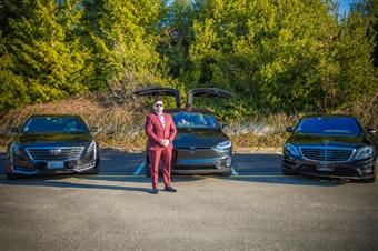Guri Rajput, CEO of Seattle Royal Town Car