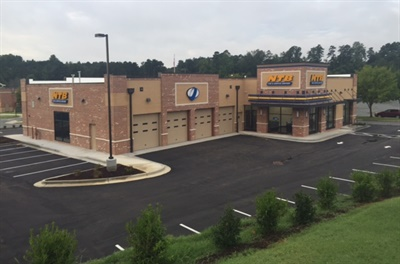 NTB Tire and Service Centers's new location in Charlotte, N.C., brings the number of stores in the state to more than 50.