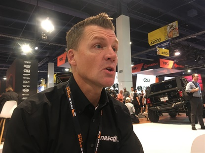 Tireco Inc. has 6,000 points of distribution throughout North America, Andrew Hoit, vice president of sales and marketing, told MTD.