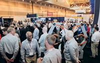 More than 100 companies exhibited at NATRE last year.