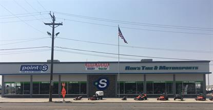 Ron's Tire & Motorsports has opened a new store in Idaho Falls.