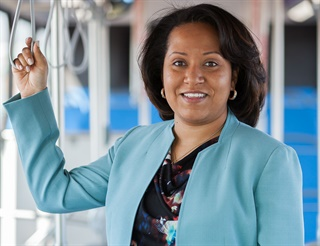 As GCRTA's new CEO/GM, India Birdsong will oversee 2,300 employees and a $218 million annual budget.