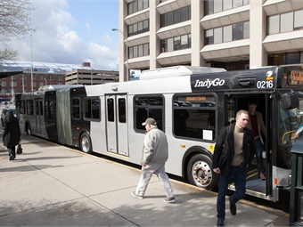 While there are several courses in various educational programs on public transportation, there is not a degree program specifically designed for public transportation. IndyGo
