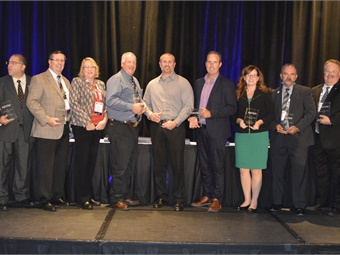 Seven operators and their supplier partners were honored with 2018's METRO Innovative Solutions Awards.