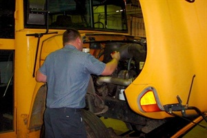 Nearly 12,000 school buses were inspected in the Missouri State Highway Patrol's 2014 inspection program (not pictured).