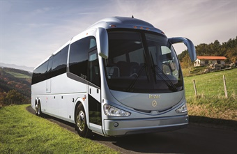 The Irizar i6 (all photos courtesy of Irizar/INA Bus Sales)