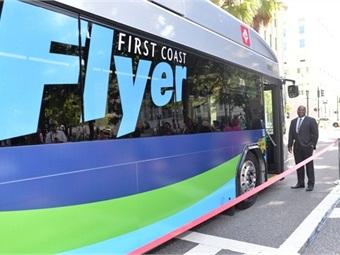 Rendering: Jacksonville Transportation Authority