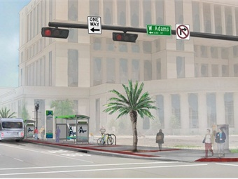 Rendering: Jacksonville Transportation Authority