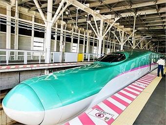 Japan's Shinkansen train. Photo: Wikimedia Commons/Pundit