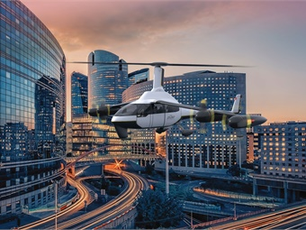 Jaunt Air Mobility LLC is an aerospace company focused on developing advanced air vehicles.