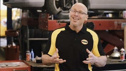 Jeff Hall is the owner of two Midas franchises, and both are currently in the top 10 for sales in North America.
