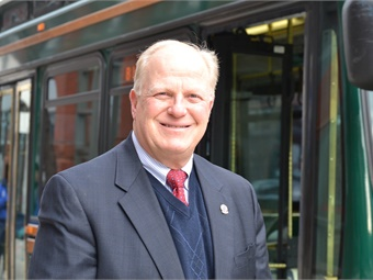 Calabrese will serve clients nationally from AECOM's Syracuse, New York office. GCRTA
