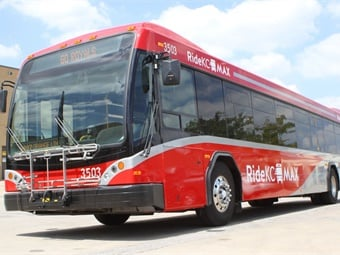 Prospect MAX, the third BRT line in Kansas City, is expected to improve transit service and spur economic development in the city's Prospect corridor. Kansas City's Main MAX opened in 2005.