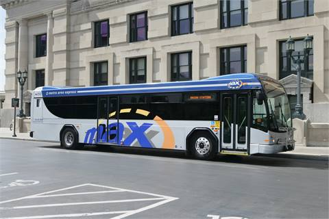 The overall MAX brand and marketing strategy was a success, in so far as the line increased ridership by 60%.
