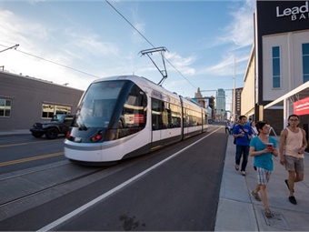 The primary area for this effort extends from downtown Kansas City and Union Station, south to UMKC in the vicinity of 51st and Brookside Boulevard.