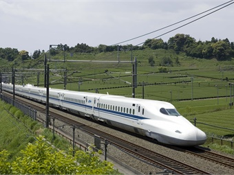 "Texas Central will deploy Central Japan Railway Company's (JRC) ""N700-I Bullet"" high-speed rail system (pictured) based on their ""Shinkansen"" system that has been refined over more than 50 years of operation.