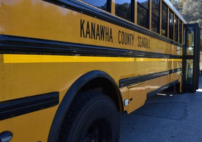 Kanawha County (W.Va.) Schools demonstrated tolocal law enforcement and its transportation and safety/security teams the new camera systems on many of its buses.