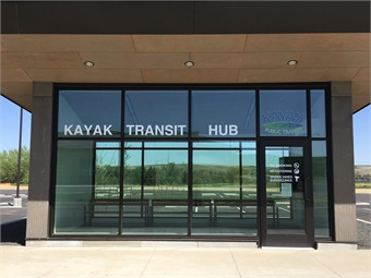 Kayak Public Transit was awarded the National RTAP 2019 Tribal System Award for their innovation, efficiency, commitment, and performance in the tribal transit industry.CTUIR