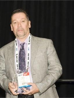 Rick Kazawitch of Volusia County Public Transit System (Votran). Mark Hollenbeck