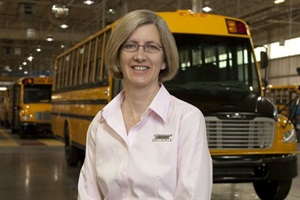 Platt, who has helmed Thomas Built Buses since 2010, has been named general manager of truck manufacturer Western Star.