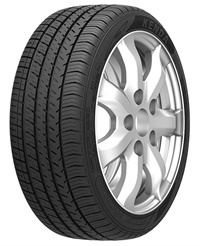 Kenda says it combined a new silica-based tread compound with computer modeling tools to balance the overall design of the new Vezda UHP A/S.
