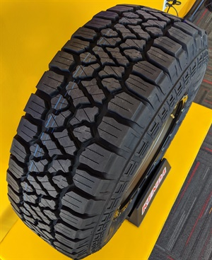 The Klever A/T2 initially will be available in the 40 P-metric and LT sizes ranging from 235/75R15 to LT275/65R20.