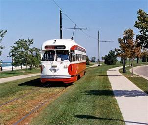Kenosha Streetcar via Wikimedia Commons - Kenokewl