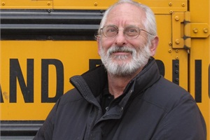 Kevin Mallory, transportation director for Portland (Maine) Public Schools, has won a Lifetime Achievement Award from the U.S. EPA.