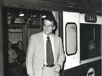 Robert Kiley. Photo: NYMTA