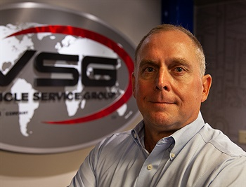 Kirk Dawson is the new vice president and general manager – the Americas for Vehicle Service Group (VSG), parent company of 13 leading equipment brands including Rotary, Chief, Forward, Ravaglioli and Direct-Lift.