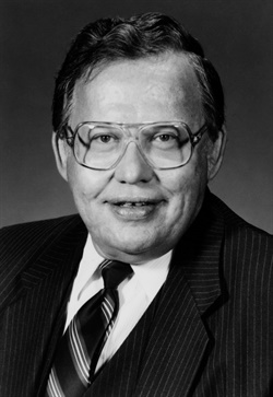 """The late Fredrick Kovac was known as a """"man of vision"""" during his 39 years at Goodyear."""