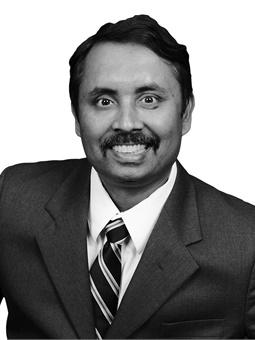 KrishnaAnantuni is a transportation sector leader and a Stantec principal.