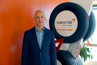 Shawn Denlein is joining Kumho and will lead and collaborate efforts between the sales and marketing teams.