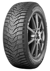 The WinterCraft SUV Ice WS31 from Kumho features 3D sipes to strengthen block rigidity and handling and braking on ice.