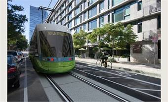 Rendering courtesy Los Angeles Streetcar Inc.
