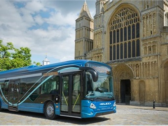 Currently, BAE Systems estimates that there are over 1,000 buses that run on its innovative Series-ER electric hybrid power and propulsion systems. BAE Systems