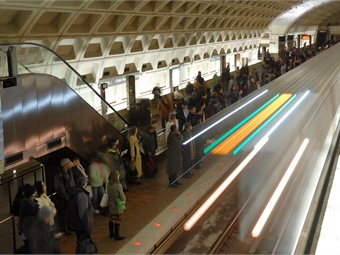 The money has been used to purchase new railcars, pay for track upgrades, and replace aging equipment.