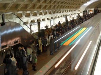 WMATA will monitor implementation of the new policy to determine whether any modifications are necessary. Larry Levine