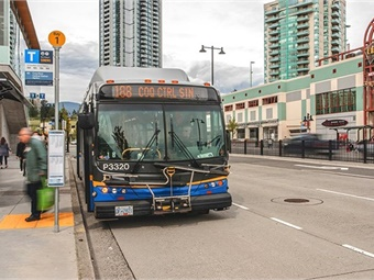 TransLink will also be looking at developing a wayfinding technology pilot that will help customers better navigate the system using data sent directly to a phone or tablet.TransLink