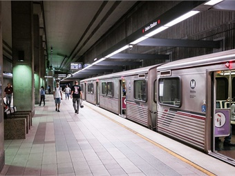 L.A.'s funding will go toward Metro's existing Section Three tunneling contract, its stations, track and systems contract as well as advanced utility relocation work.