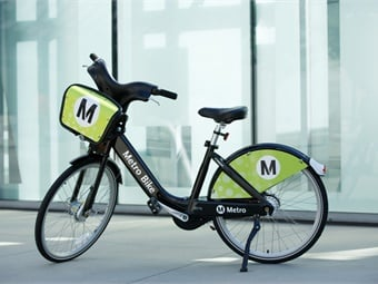 Metro will also be expanding its bike share program to new communities. In total, nearly 700 additional bikes and 79 additional stations are expected to be installed by mid-2019.