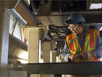 Metro has been striving to increase the number of qualified women candidates for apprenticeship and placement with all trades that work on Metro construction projects. LA Metro