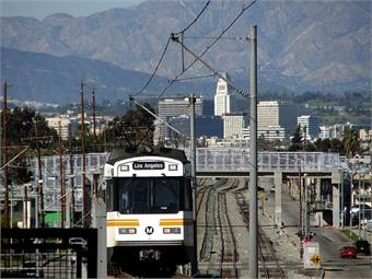 Photo courtesy LA Metro