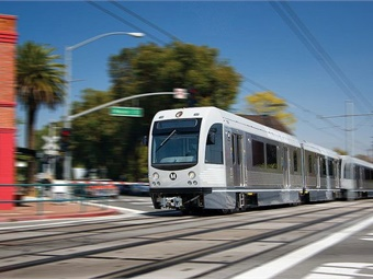 Total reported bus and rail crimes are down on L.A. Metro's system since January 2016. Photo: Metro -Los Angeles