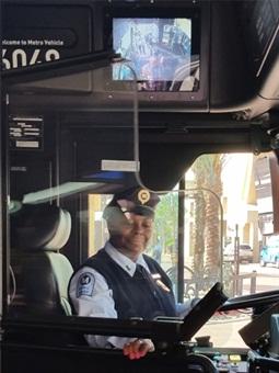 A similar installation on an LA Metro bus. photo courtesy LA Metro